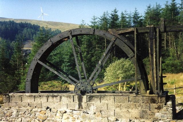 Ponterwyd: Llywernog Silver Lead Mine Museum