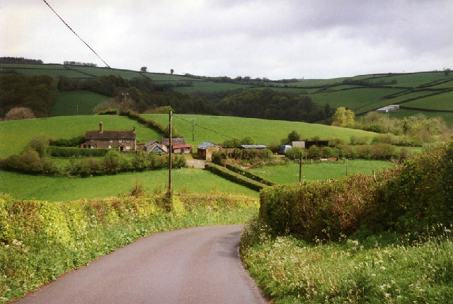 Brushford: Knowle Farm