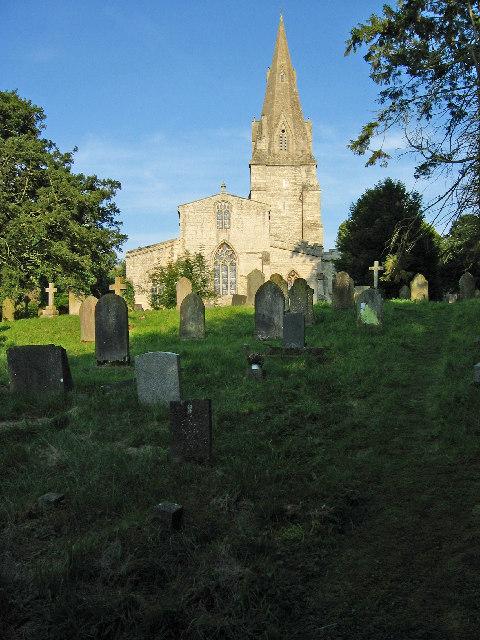 Buckminster, Leicestershire