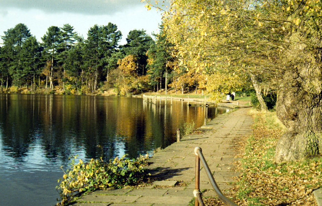 Blackroot Pool Sutton Park 169 Stephen Mckay Geograph
