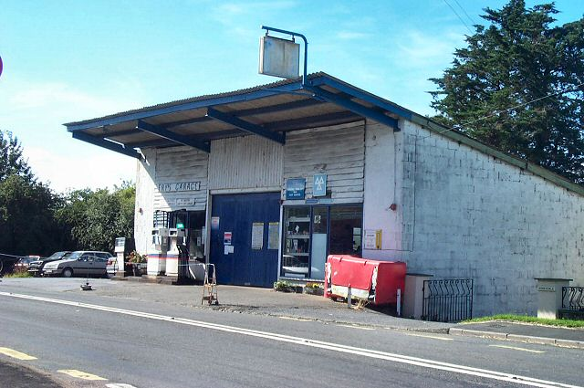 Garage - Tedburn St Mary