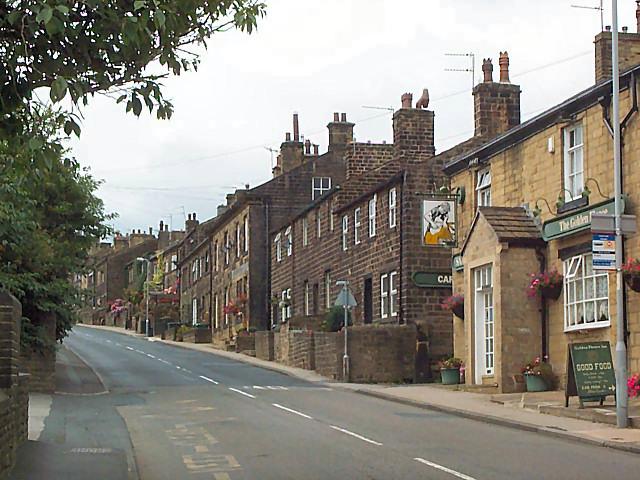 Long Lane, Harden