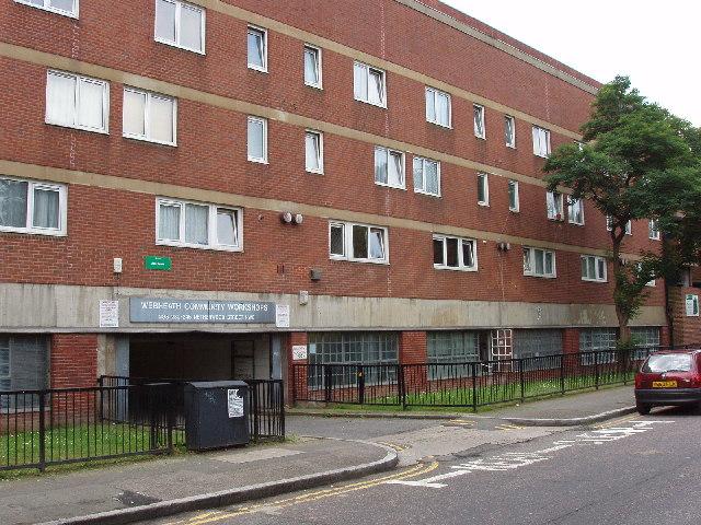 Webheath Community Workshops, West Hampstead