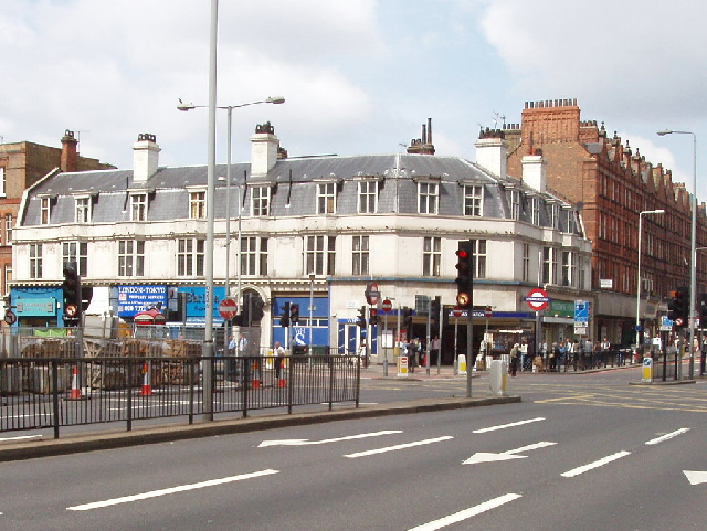 Finchley Road Underground Station