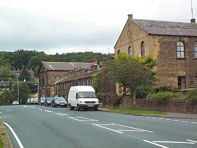 Chapels, Wilsden Road, Harden