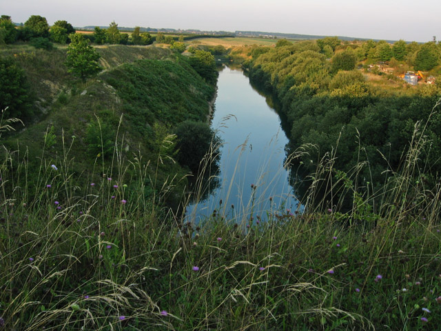 Disused quarry, Stainby, Lincolnshire