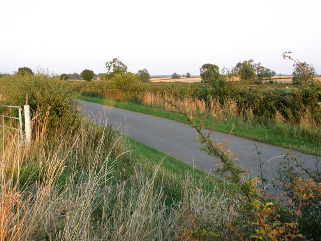 Sewstern Road, near Gunby