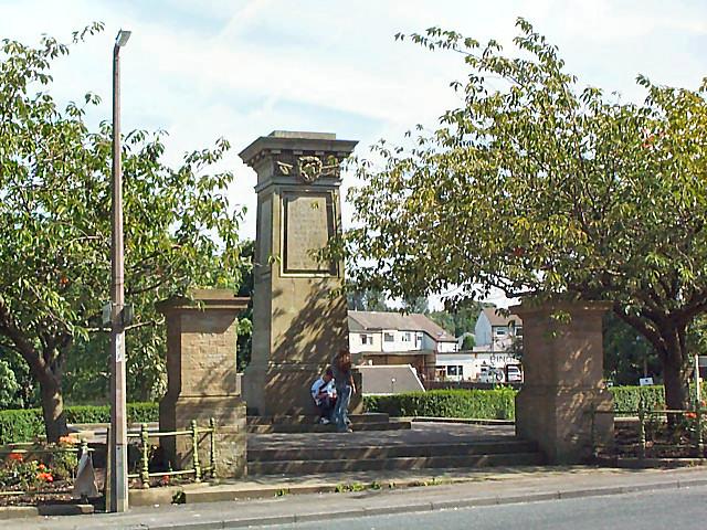 Cullingworth War Memorial