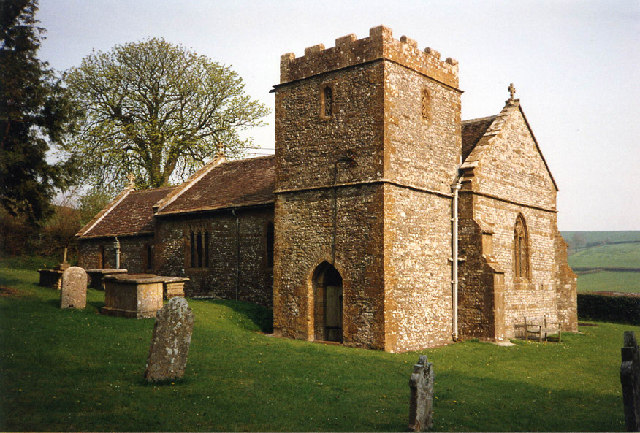 Frome St Quintin Church