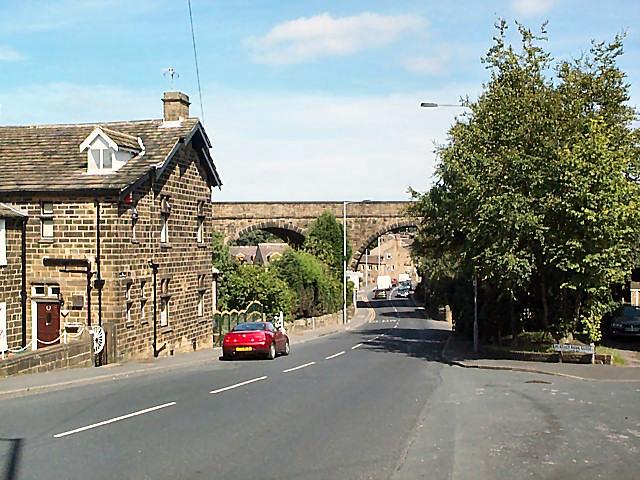 Cullingworth Viaduct