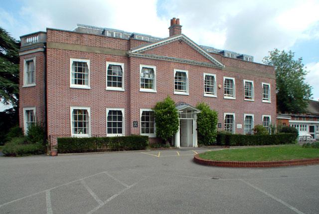 Geoffrey Harris House, Croydon
