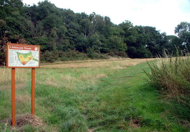 Littleheath Woods, Selsdon