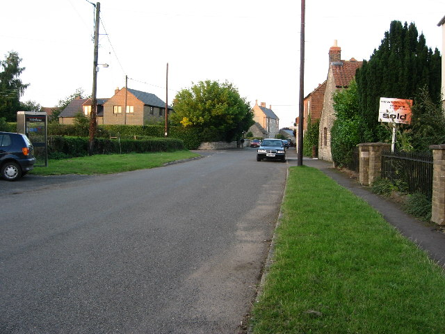 Main Street, Sewstern, Leicestershire