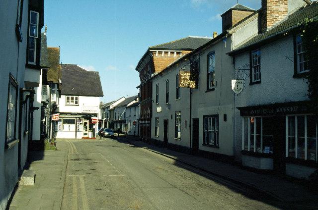 Hereford Street, Presteigne