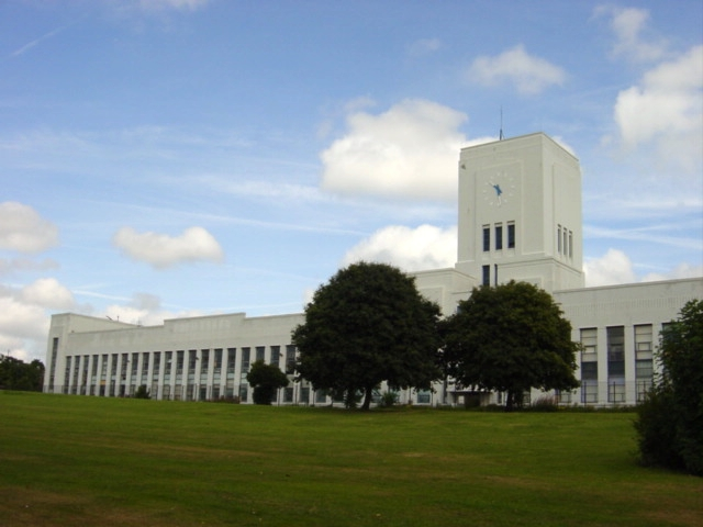 Littlewoods Pools Building, Edge Lane