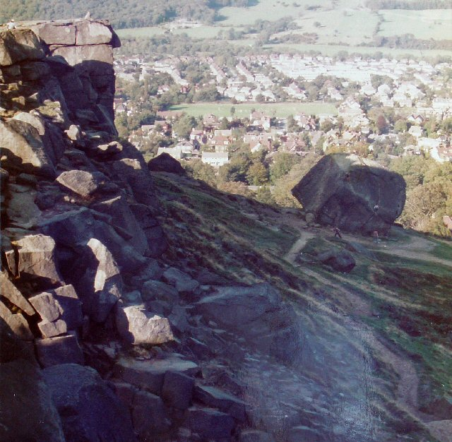 Cow and Calf, Ilkley, West Yorkshire