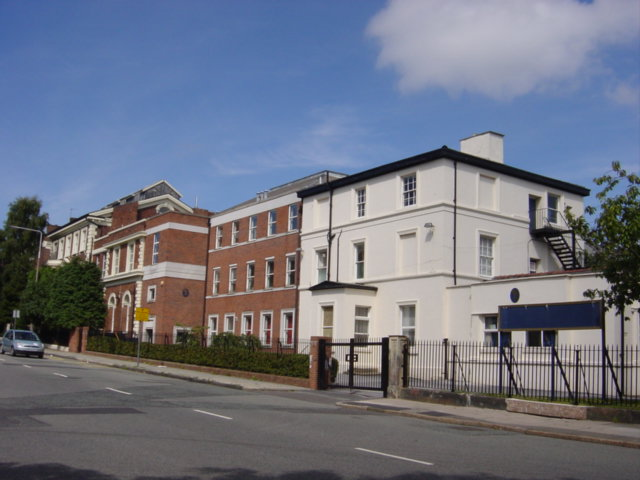 The Belvedere School, Belvidere Rd
