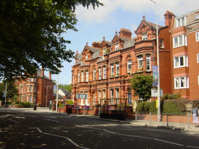 Princes Avenue, Liverpool 8