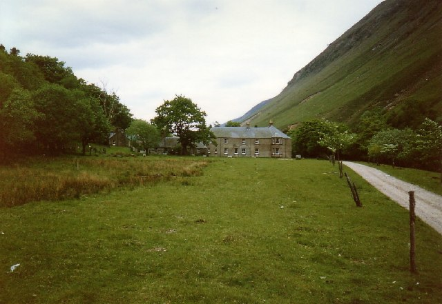 Forest Lodge, Glen Tilt
