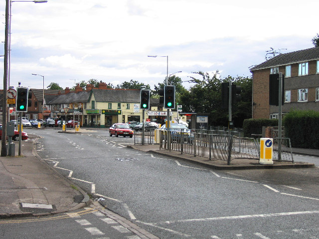 Whitley shops - Shinfield Road