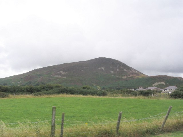 View of Foel Lus