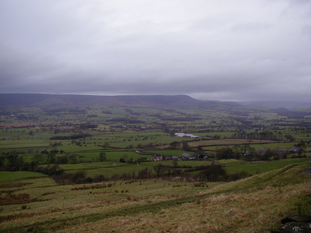 View from Meg Hall over the Loud Valley