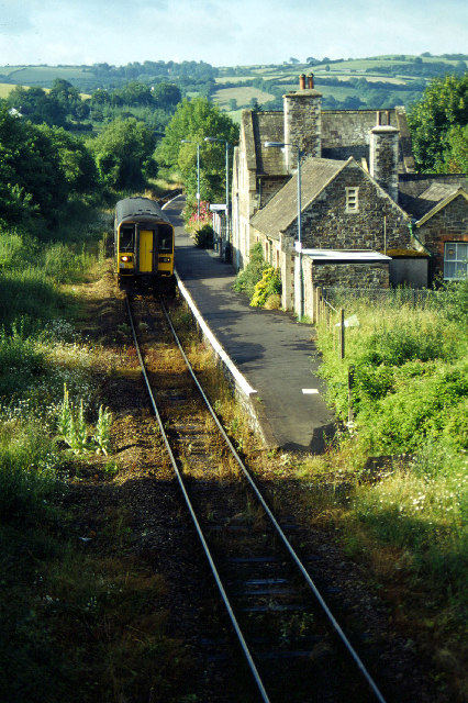 Umberleigh Station