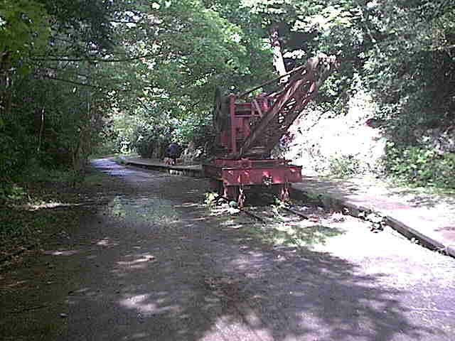 The old Railway Line, Union Mills