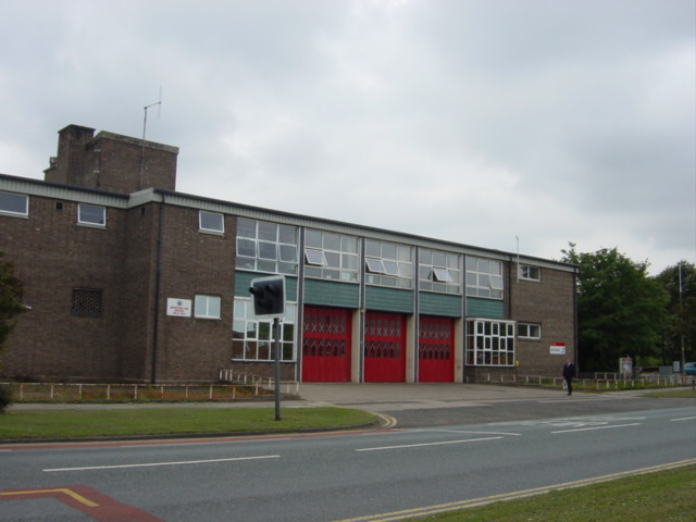 Belle Vale Fire Station