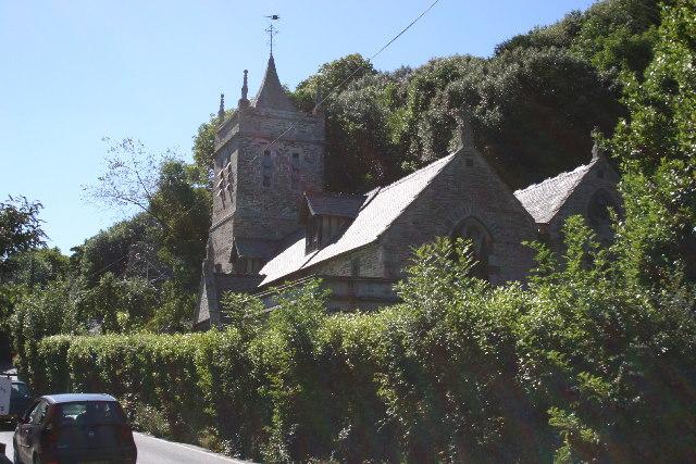 Little Petherick Church