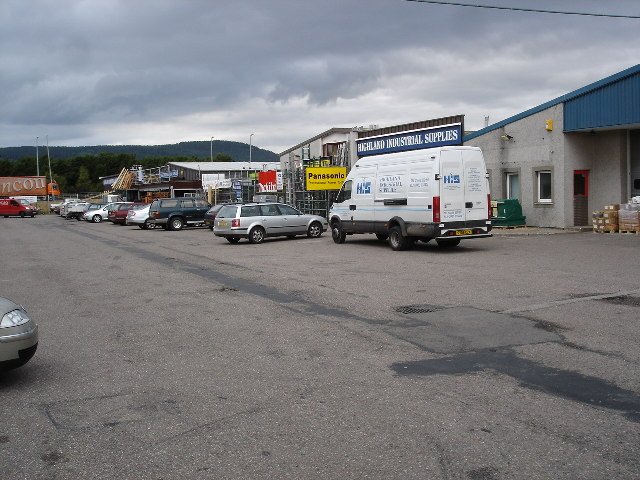 Seafield Road, Longman Industrial Estate