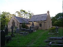 SH4984 : St Eugrad's Church, Parish of Llaneugrad with Llanallgo by Keith Williamson