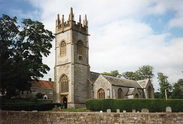 Hatch Beauchamp church
