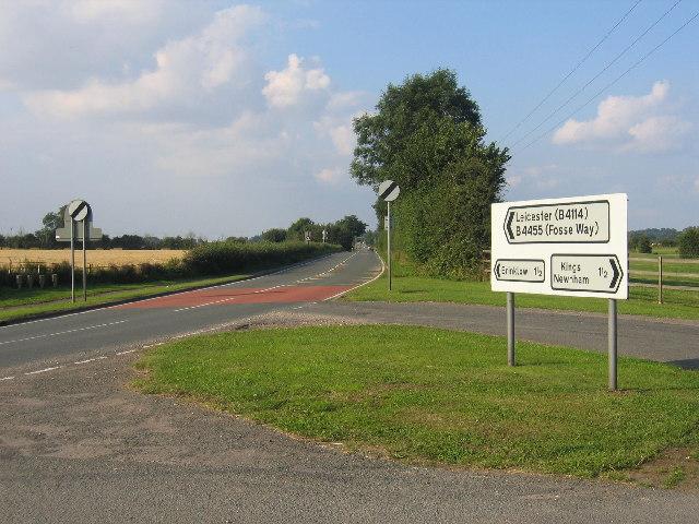 Fosse Way - Bretford