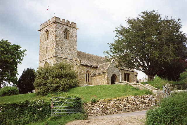 Sandford Orcas church