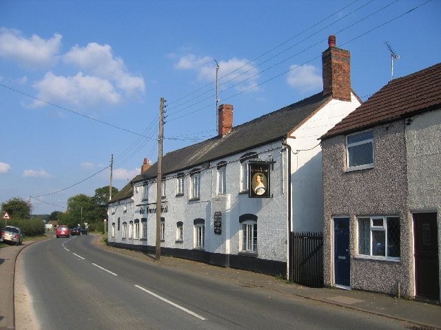 The Queen's Head, Bretford