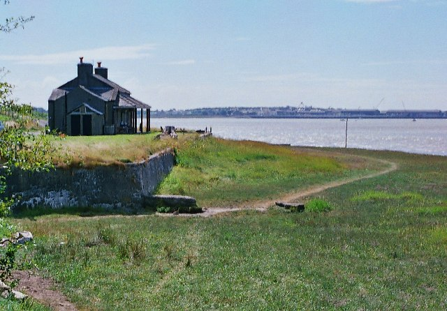 """""""Waterloo"""" from cyclepath Glasson to Lancaster"""