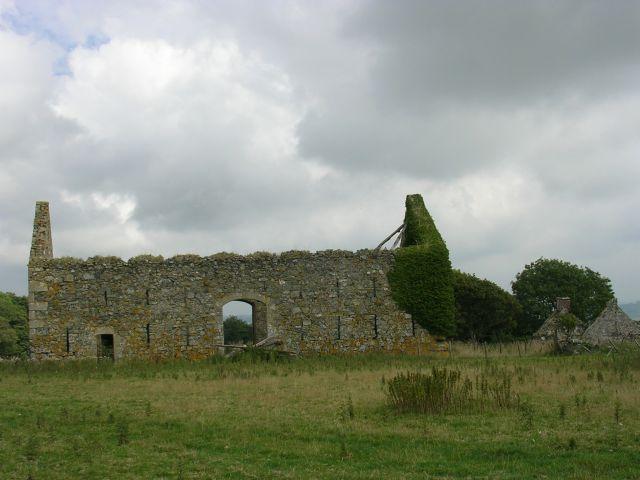 Old Barn, Henblas, Llangristiolus