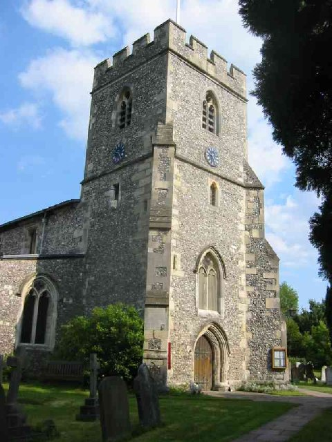 C of E Parish Church Chalfont St Giles