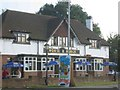 TQ0488 : Horse and Barge Pub in South Harefield by Jack Hill
