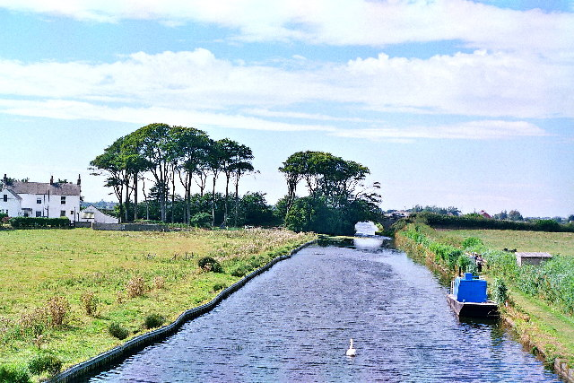 Glasson branch of Lancaster canal