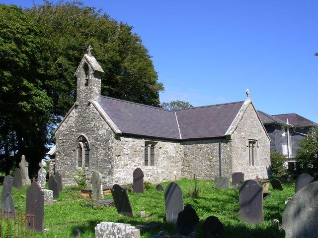 St Gallgo's Church, Llanallgo