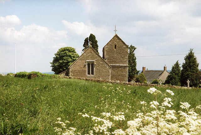 Upton Noble church