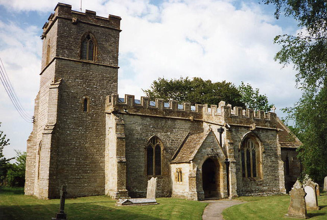 Rimpton church