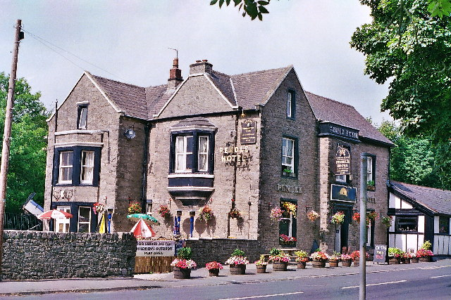 The Pendle Hotel, Chatburn