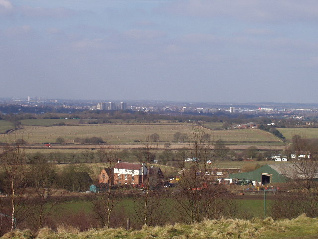 View from Barr Beacon