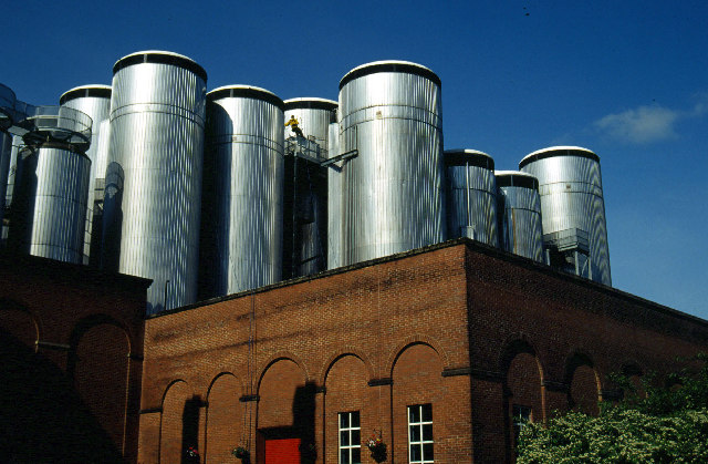 Coors Brewery, Burton upon Trent