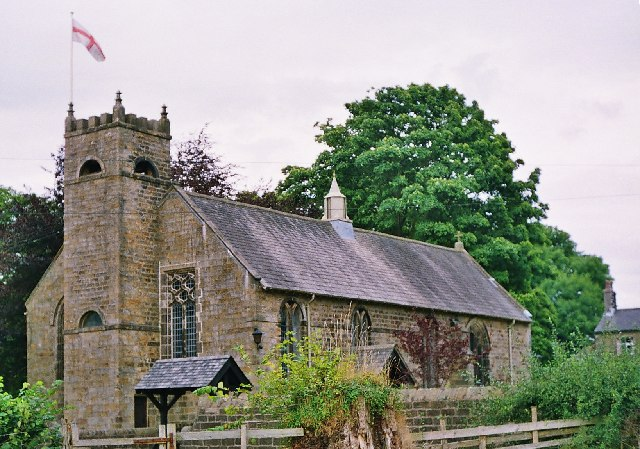 The Church of St Ambrose, Grindleton