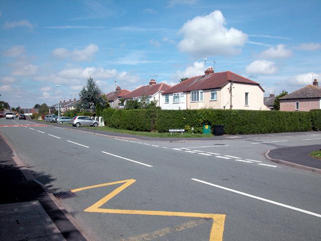 Saltney Ferry Lane
