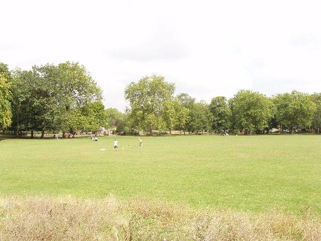 Queen's Park, Kensal Rise, London NW6